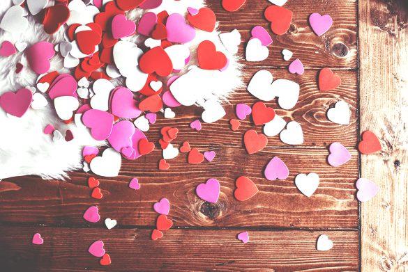 Valentijn harten liefde dag van 1200