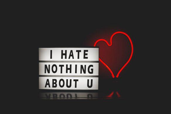 tolerantie verdraagzaamheid haat hart niet
