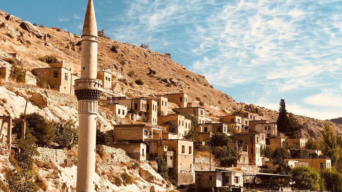 Aan de Turkse kust – Efeze